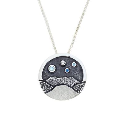 Heilagr Jewellery - Islands View Pendant