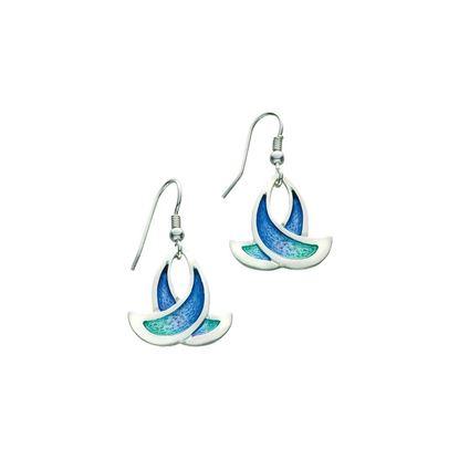 Sheila Fleet - EE036 Summer Splash Earrings